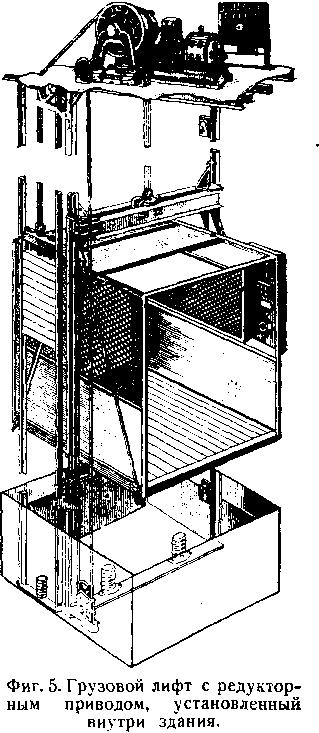лифтов определяется по